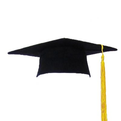Mortarboard Photo Cap & Tassel 4.2