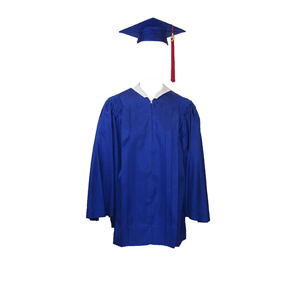 Kindergarten Outfit – Photo Cap, Gown, Tassel, & Collar | Graduate ...